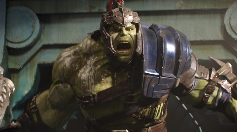 Hulk Jadi Avengers yang Tahu Banyak tentang Thanos