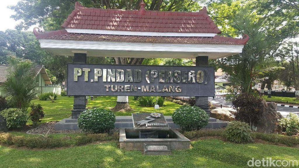Dihadiri Panglima TNI, PT Pindad Perluas Pabrik Amunisi