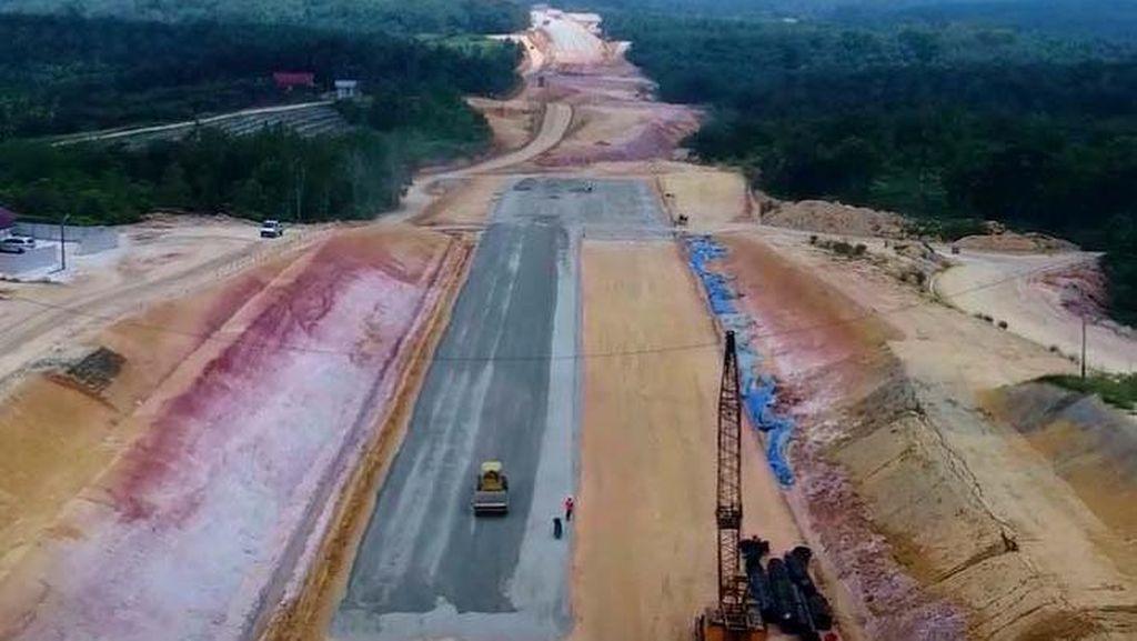 Tol Pekanbaru-Dumai Masuk Tahap Konstruksi