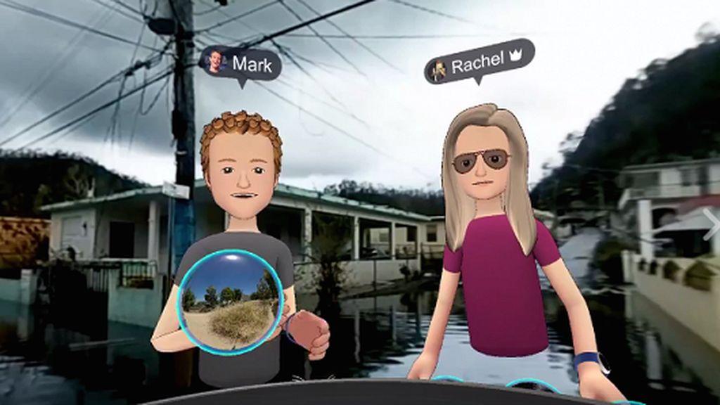 Tur Virtual ke Lokasi Bencana, Zuckerberg Malah Dikecam