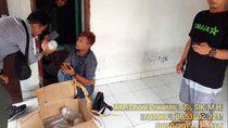 Simpan Benih Lobster, Dua Nelayan Diamankan Polisi di Sukabumi