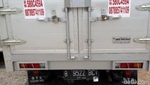 Dikejar PJR, Pencuri Mobil Boks Ditangkap di Tol Joglo