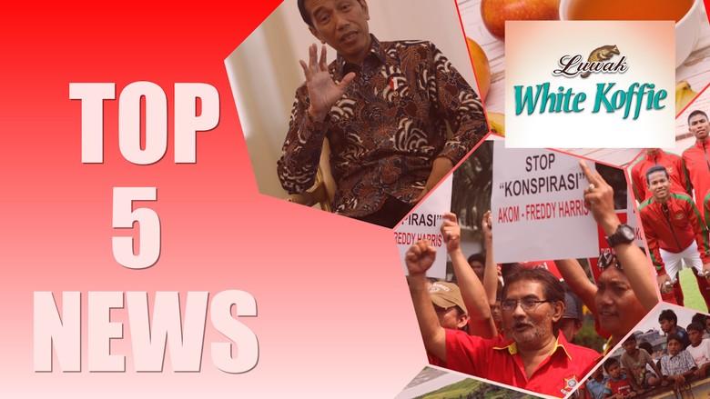 TNI AL vs Hari Terakhir - Jakarta menarik dan terpopuler hadir pada Top News edisi Jumat Ada anggota TNI AL yang adu jotos dengan