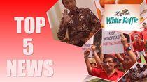 TNI AL vs Pemobil, Hari Terakhir Djarot Ngantor