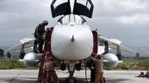 Jet Tempur Sukhoi Milik Rusia Jatuh di Suriah, Awak Pesawat Tewas