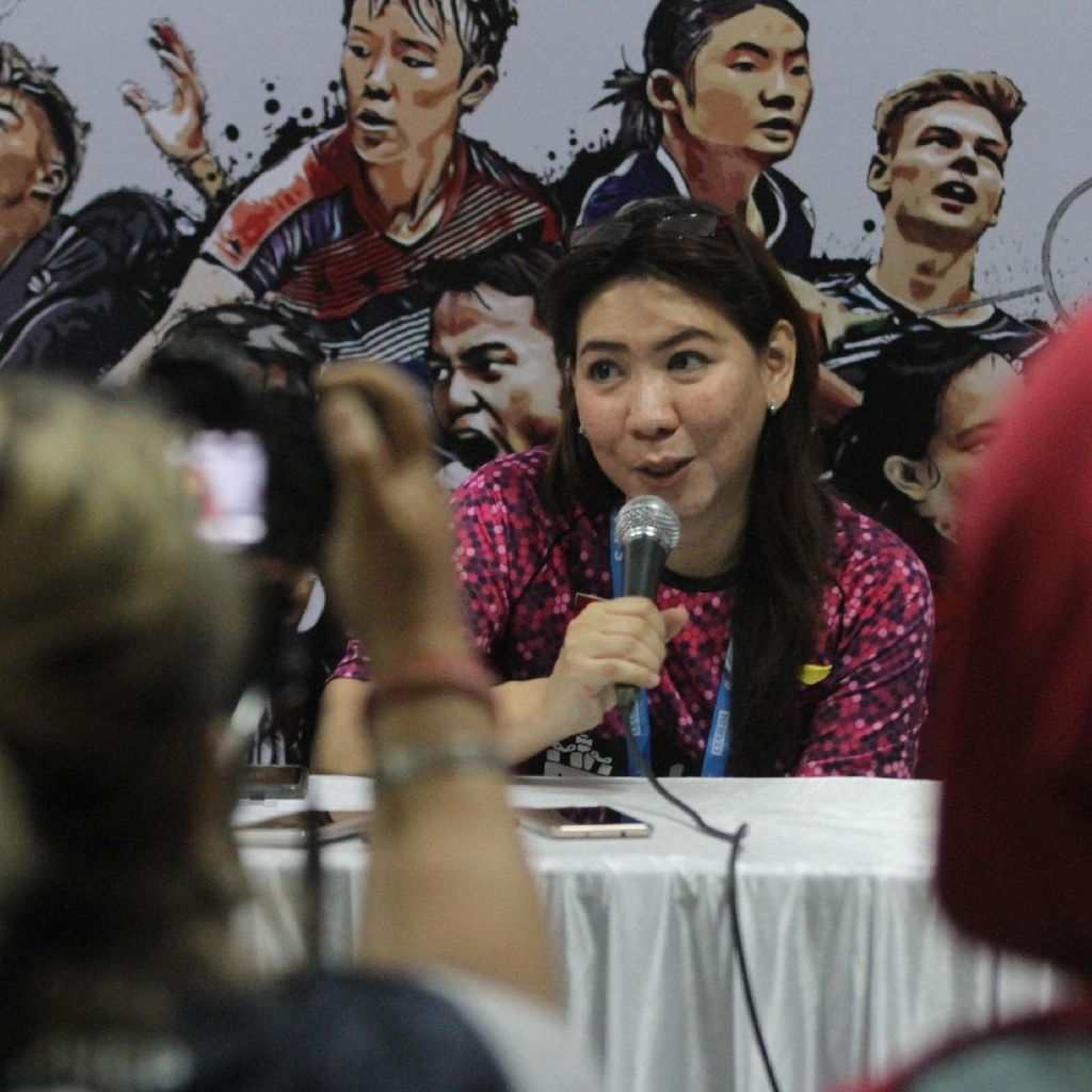 Tunggal Putri Diharapkan Bisa Sumbang Medali di Asian Games 2018