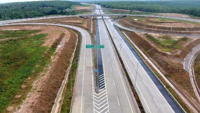 Tol Bakauheni yang akan Diresmikan Jokowi 14 Km, Ini Rutenya