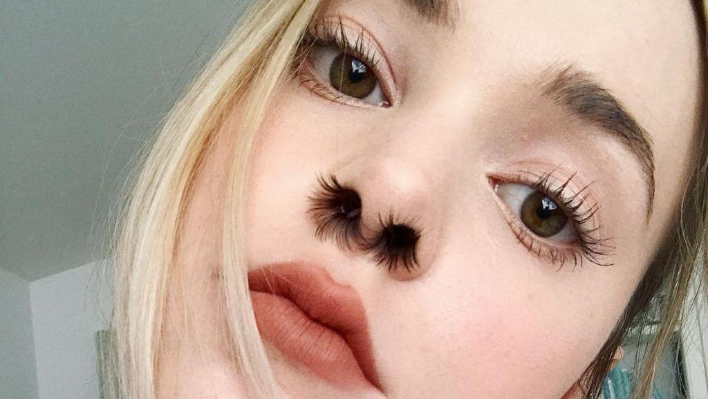 Sedang Ngetren Ekstensi Bulu Hidung, Ini Pesan Dokter THT