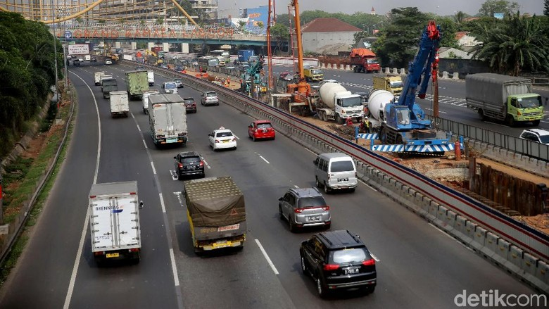 Ikut Biayai Tol Layang Jakarta Cikampek, SMI Jual Obligasi Rp 7 T