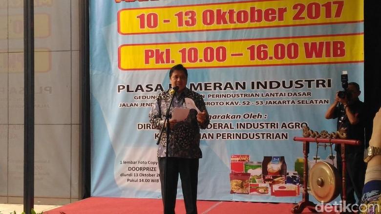 Industri Makanan dan Minuman Melambat, Tumbuh 7,19%