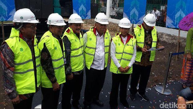 Bangun Rusun di Stasiun Pasar Senen, WIKA Siapkan Rp 500 Miliar