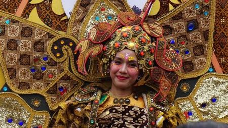 Batik in colour