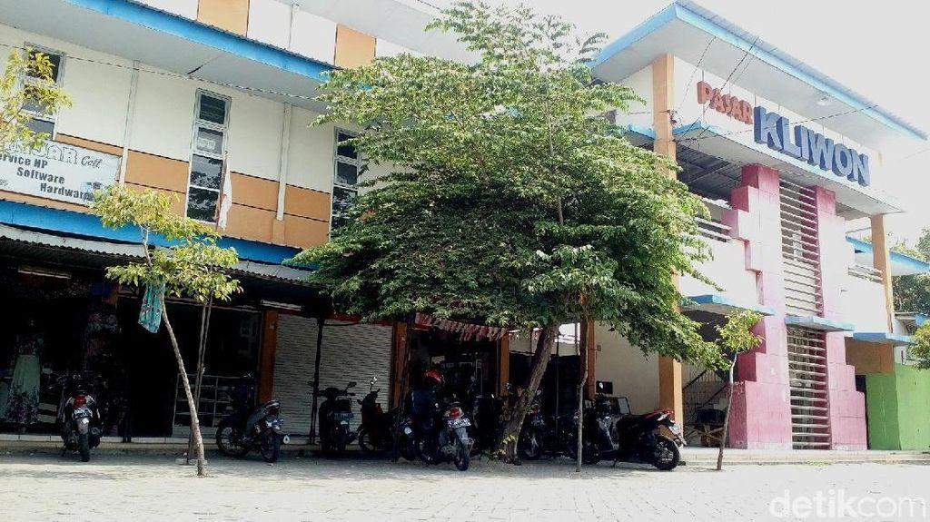 Mati Suri, Pasar Kliwon Kini Ditinggalkan Pembeli