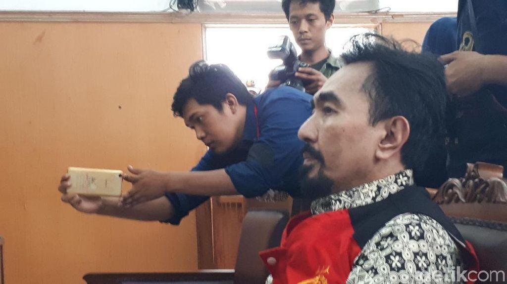 Jaksa: Harimau di Rumah Aa Gatot Hadiah Ultah dari Ustaz Guntur Bumi