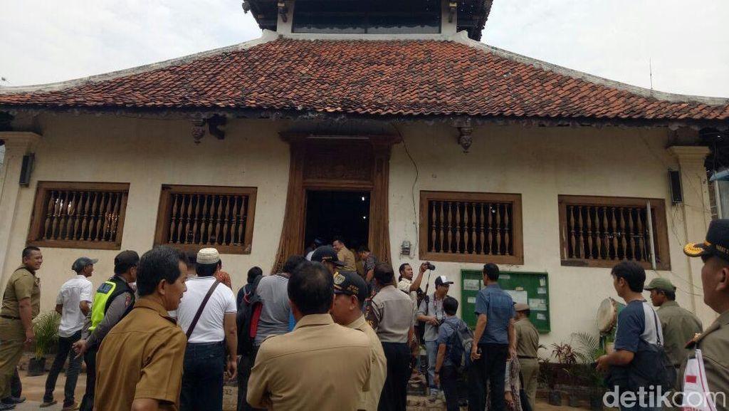 Djarot Ingin Masjid Angke dan Wisata Kota Tua Terintegrasi