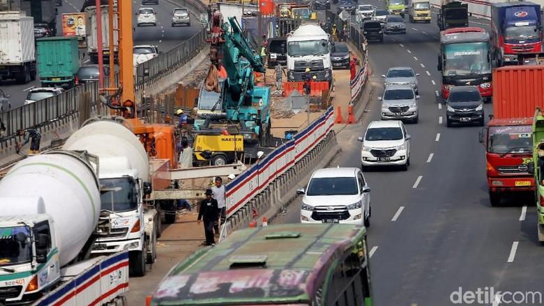 Tol Jakarta-Cikampek Selatan Mulai Konstruksi Pertengahan 2018