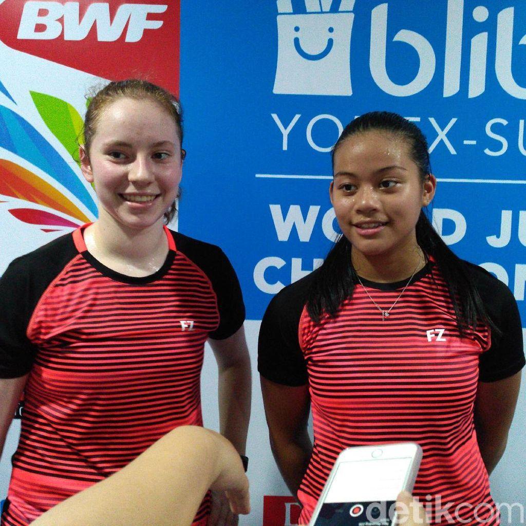 Alyssa Tirtosentono, Pemain Belanda Keturunan Indonesia di Kejuaraan Dunia