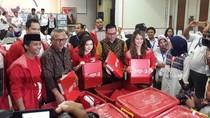 PSI Resmi Mendaftar Jadi Peserta Pemilu 2019