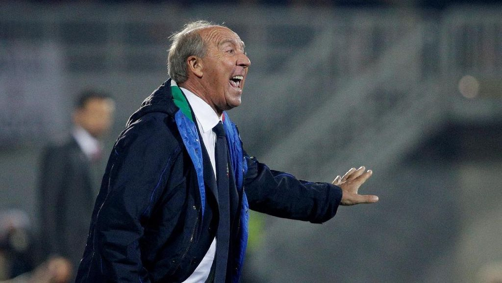 Italia Gagal ke Piala Dunia Bukan Semata Salah Ventura