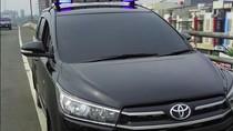 Mulai Hari Ini, Polisi Gelar Razia Mobil Pribadi Berotator