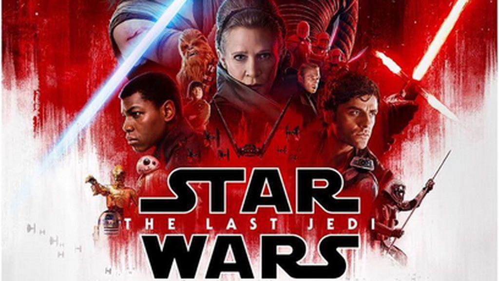 Benarkah Ada Spoiler di Trailer Star Wars: The Last Jedi?