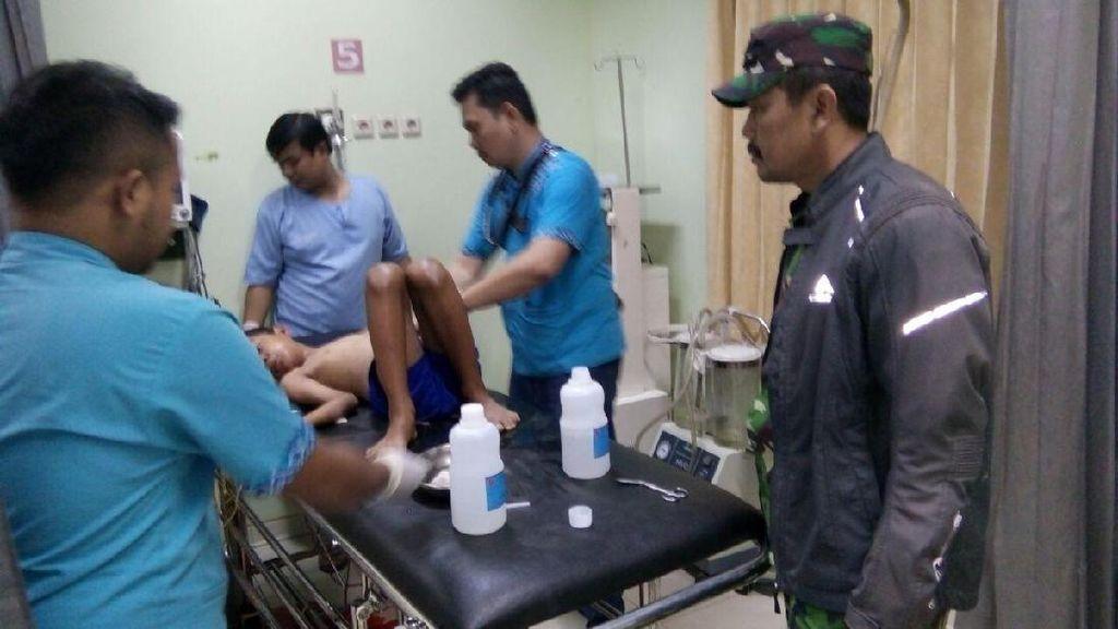 1 Orang Tewas Tertimpa Rumah Ambruk di Bandung Barat