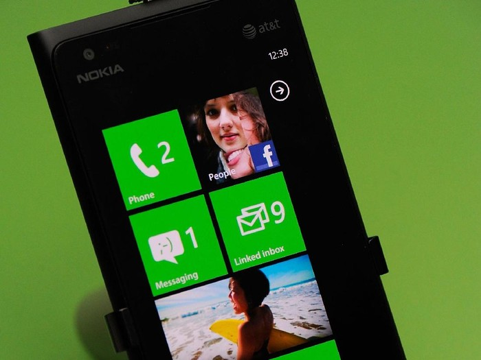Windows Phone Nokia. Foto: GettyImages