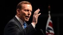 Tony Abbott Samakan Aksi Perubahan Iklim dengan Sesembahan Gunung Berapi