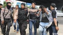 Demo di Makassar Minta Nasionalisasi Freeport Berujung Ricuh