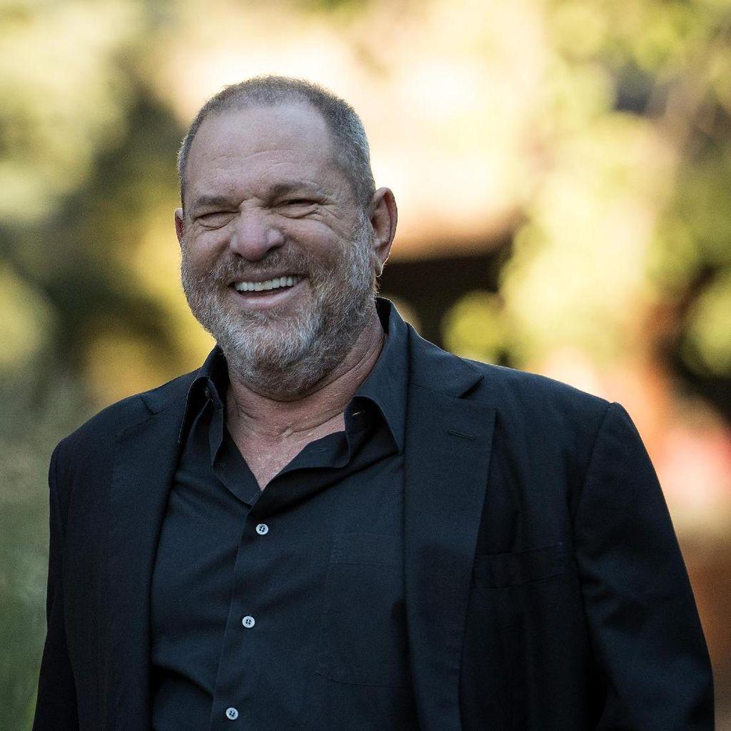 Harvey Weinstein pada Lupita Nyongo: Ingatan Saya Berbeda soal Pelecehan