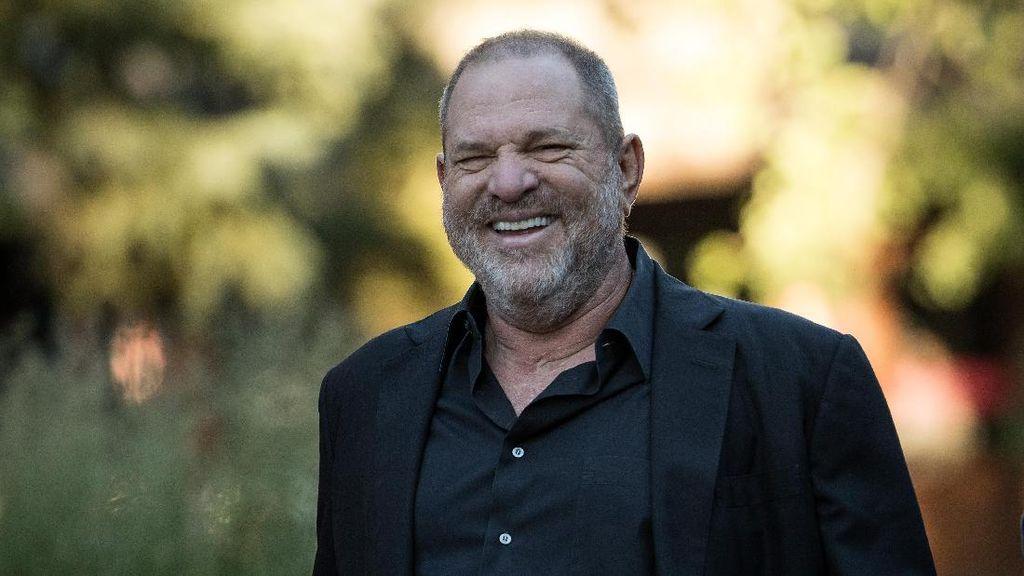 Bantahan Harvey Weinstein soal Tuduhan Pelecehan Seksual