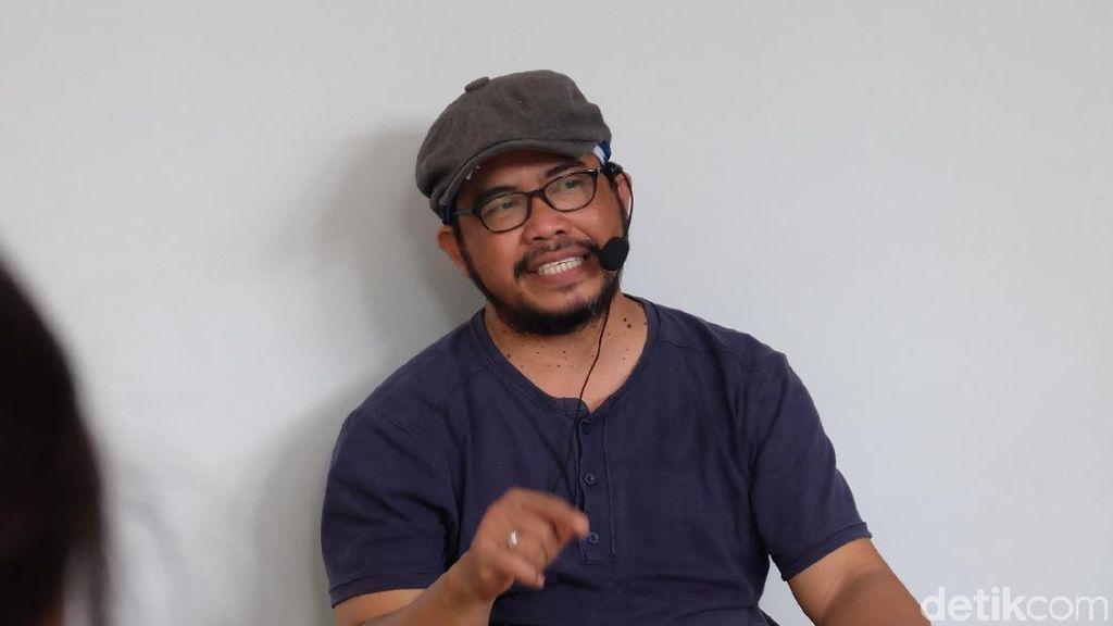 Sajak Chairil Anwar Jadi Pintu Masuk di Buku Biografi