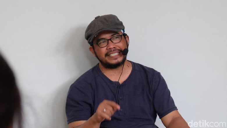 Riset untuk Biografi Chairil Anwar, Hasan Aspahani Baca Hampir 30 Buku