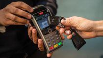 Kini Kunci Mobil Bisa Bayar Belanjaan, Kok Bisa?