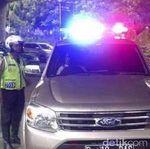 Polisi: Pasang Rotator, Pengemudi Takk   an Dipenjara