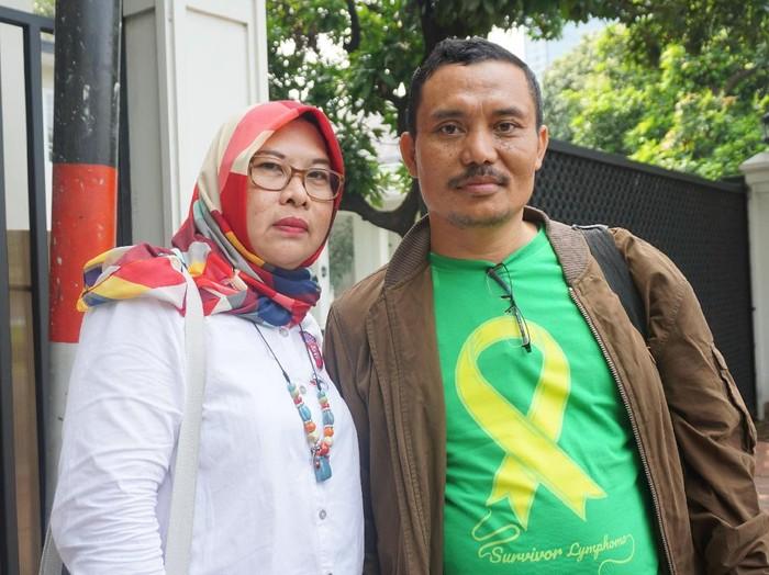 Kisah pendamping pasien kanker/Foto: Aisyah Kamaliah