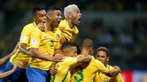 Brasil Petik Pelajaran Berharga dari Kegagalan Italia
