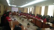 Serunya 21 Remaja Sehari Jadi Menteri di Kementerian PPPA