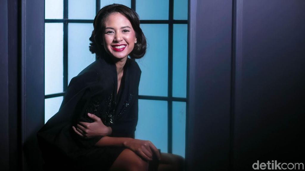 Dari Sinetron, Karier Film Aurelie Moeremans Makin Mulus