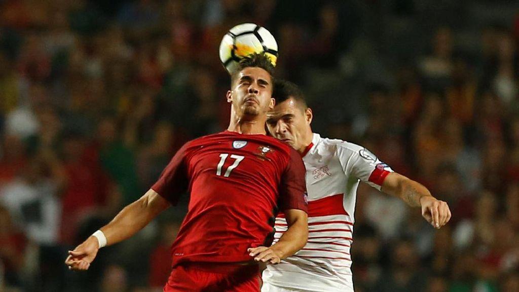 Kalahkan Swiss, Portugal Lolos ke Putaran Final Piala Dunia 2018