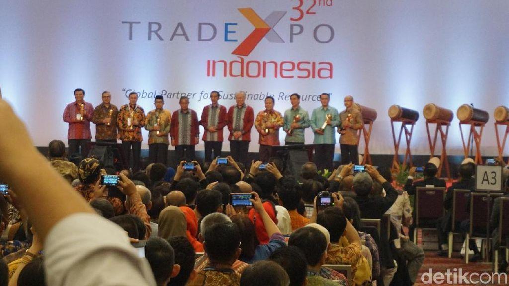 Target Raup Rp 14,8 T, Trade Expo RI Diserbu 4.500 Pembeli Asing