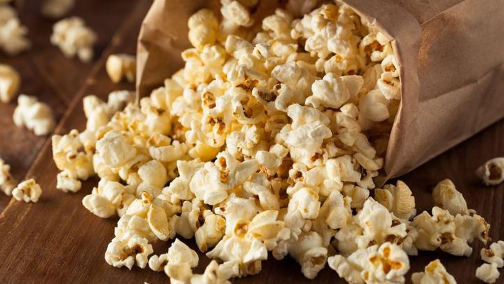 Popcorn Rasa Air Mata hingga Makanan yang Picu Perut Kembung