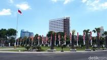 Calon Hotel di Depan Grahadi Disoal, Ini Jawaban Pemkot Surabaya