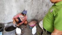 Polisi Gerebek 3 Home Industri Penghasil 700 Kg Merkuri di Jombang