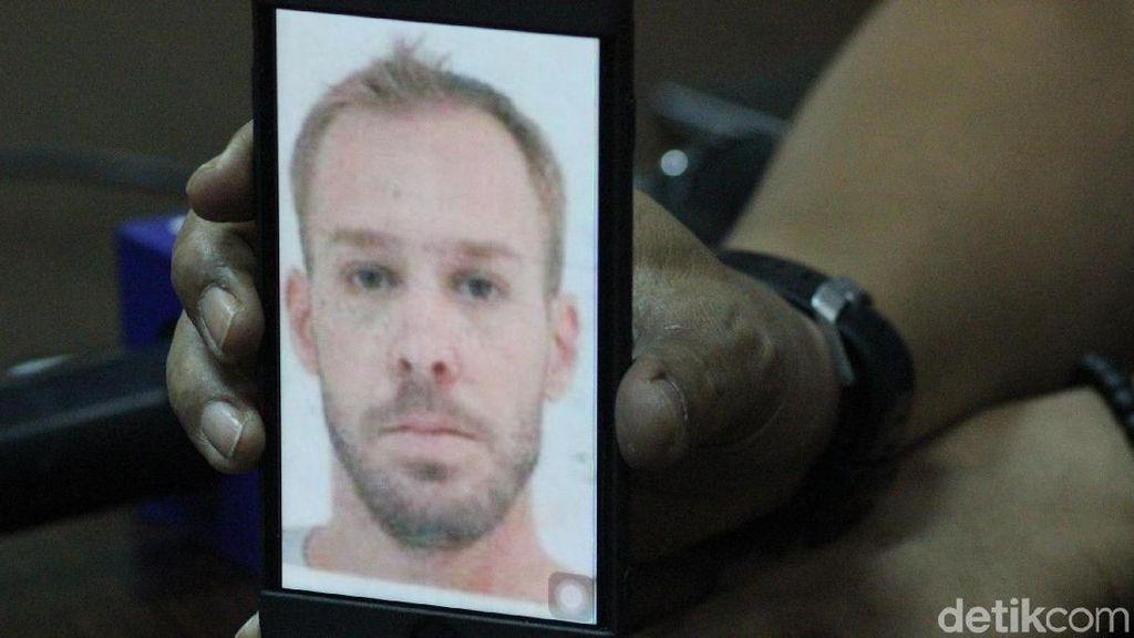 Ditangkap karena Bawa Ganja, WN Australia Coba Kabur di Bali