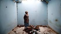 Menatap Pilu Atap Rumah yang Bolong karena Gempa Meksiko