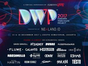 Djakarta Warehouse Project 2017