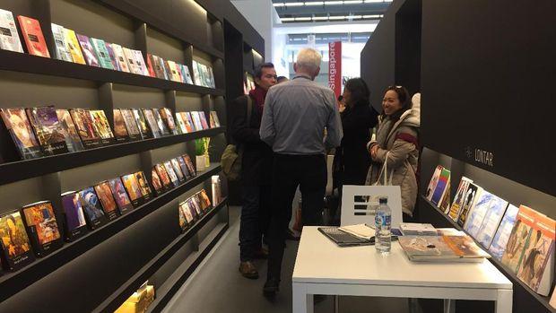 Buku Anak dan Komik Indonesia Banjir Peminat di Frankfurt Book Fair 2017