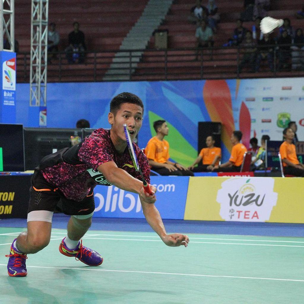 Bekap Spanyol 3-0, Indonesia Lolos ke Perempatfinal