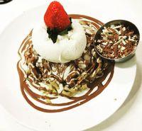 Legit Manis Pasta Berbalut Nutella dengan <i>Topping</i> Raspberry